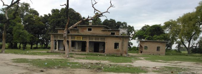 A Very Old Construction In Gangdhari